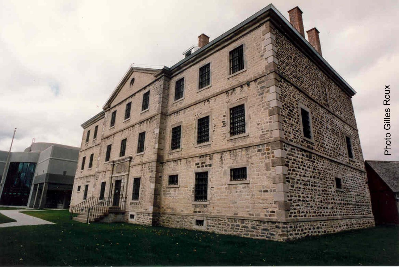 Vieille prison de Trois-Riviäres