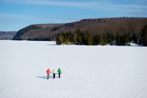 Photo : Tourisme Mauricie, Michel Julien