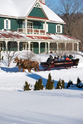 Photo : Tourisme Mauricie, M. Julien