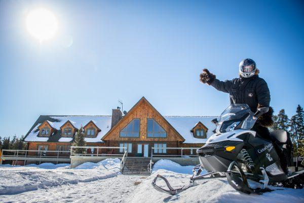 Photo : Tourisme Lanaudière, Jimmy Vigneux